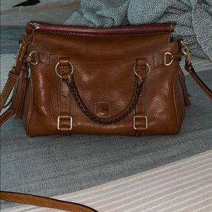 Brand new condition. Dooney and bourke satchel bag